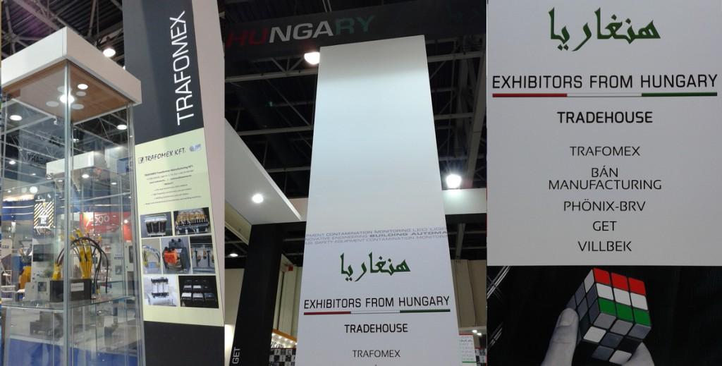 Bemutatkoztunk Dubaiban az MEE kiállításon