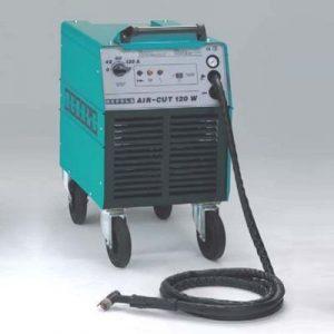 MERKLE AirCUT 120W: Vízhűtéses ipari plazmavágó