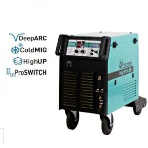 MERKLE HighPULSE 452KW – Ipari kompakt impulzus hegesztőgép