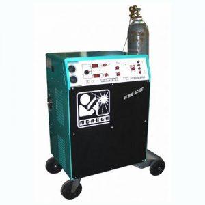 MERKLE INSQUARE W600 AC/DC – A minden igényt kielégítő nagyipari AC/DC gép