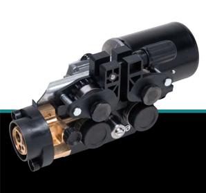 MERKLE DV-26 4 görgős előtoló rendszer