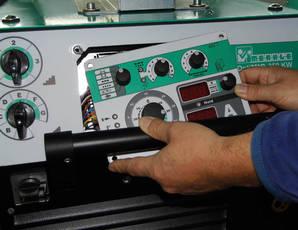 MERKLE CompactMIG vezérlőelektronika