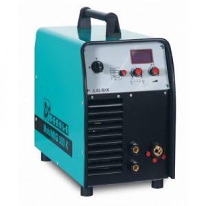 MERKLE MobiMIG 320K a hordozható műhelygép, akár vízhűtéssel is