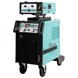 MERKLE SpeedMIG 552DW – Folyamatos feszültségszabályozású inverteres MIG/MAG hegesztőgép, TEDAC®–rendszerrel