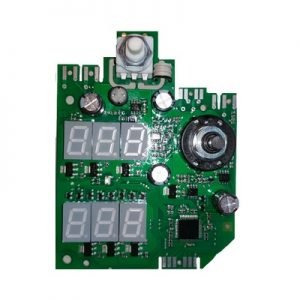ME-MAG 30-DIS-1.0 elektronika (kijelző) MERKLE hegesztőgépekhez