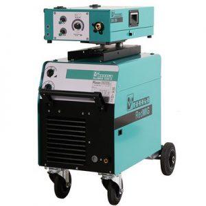 MERKLE RedMIG 3000 D - Erőteljes kompakt rendszer külön előtolóval