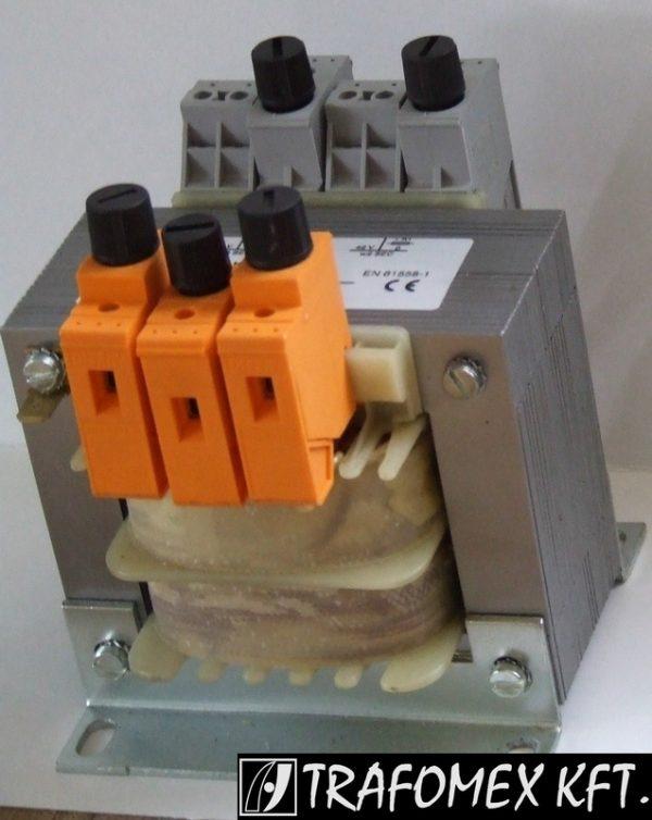 Vezérlő transzformátor a TRAFOMEX Kft-től