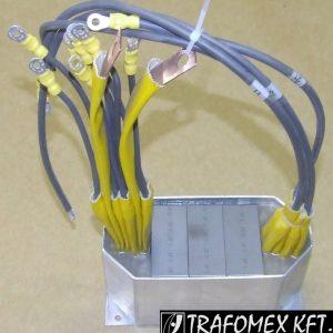 Nagyfrekvenciás hegesztő transzformátor 300A a TRAFOMEX Kft.-től